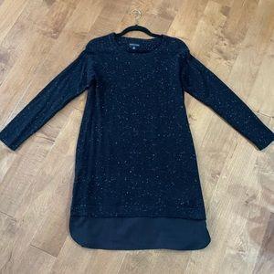 Adrienne Vittadini Sweater Dress
